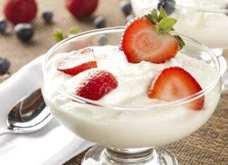 Receita iogurte grego de kefir iogurte natural