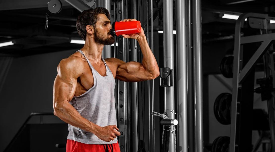Gym supplements for muscle gain