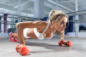 Exercícios para Empinar os Seios (7 exercícios para dar um Up e deixar seus seios mais firmes)
