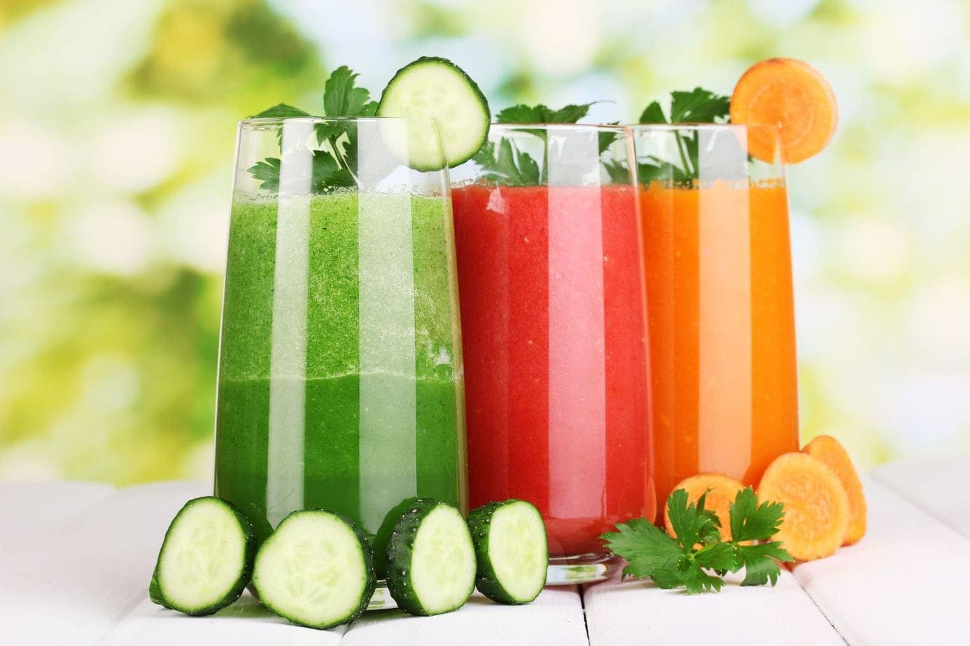 Detox juice recipe for detoxifying the liver
