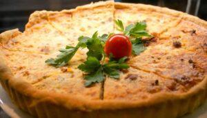 Torta de Frango Low Carb com Aveia (receita com baixo carboidratos)