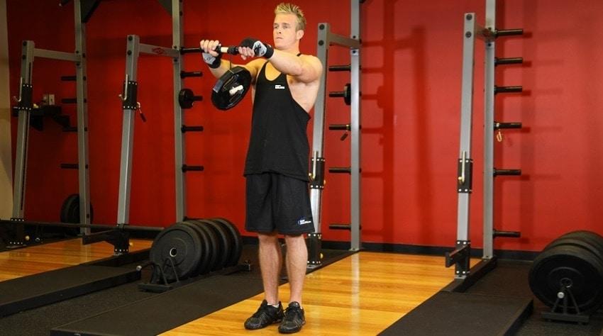Exercícios para antebraços Rolo de Pulso ou Rosca de Punho