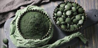 O que é a Spirulina para que serve benefícios função colaterais como tomar