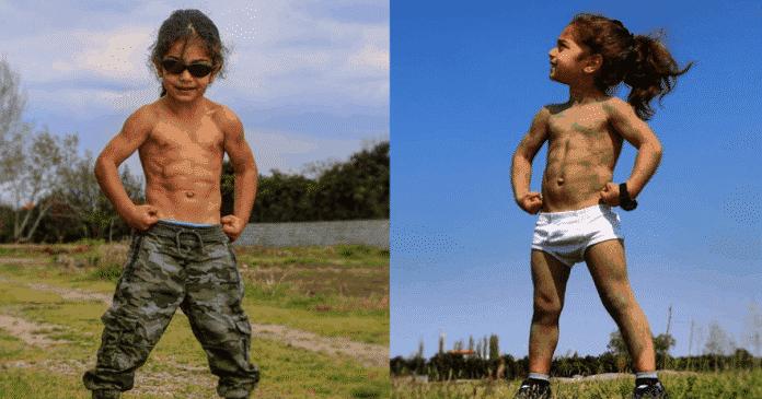 Bodybuilder mirim gera polêmica: Existe idade certa para treinar?