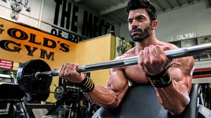 Erros no treino de Bíceps: como evitar erros cometidos na Musculação