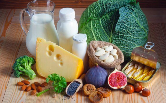 Lista de Alimentos Ricos em Cálcio para complementar sua Dieta
