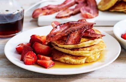 Receita Low Carb para o Café da Manhã