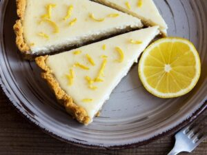 Receita de Cream Cheese de Kefir Cheesecake de Kefir