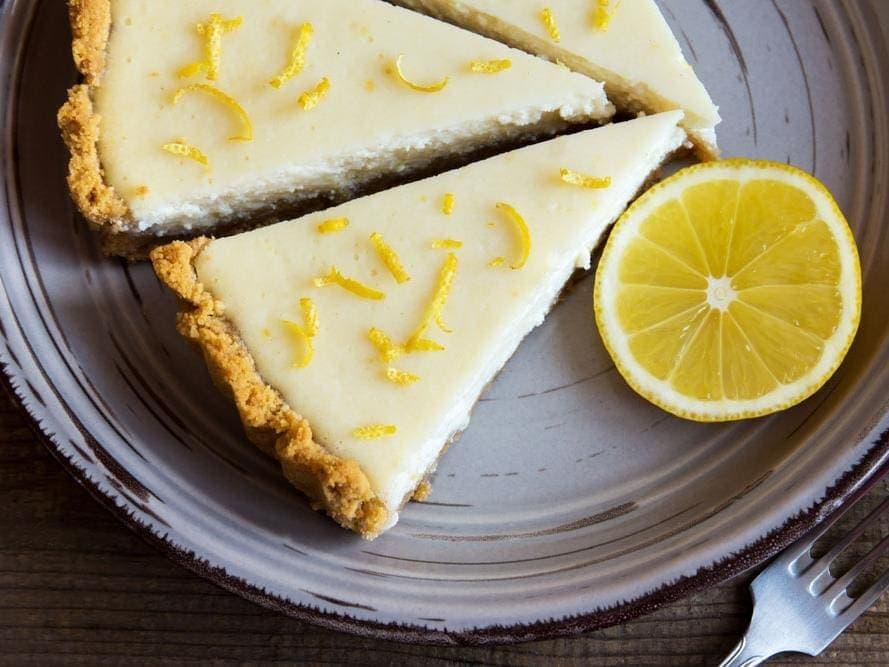 Receita de Cream Cheese de Kefir Cheesecake de Kefir