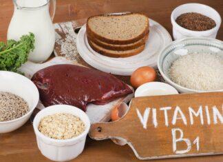Vitamina B1 O que é para que serve benefícios função colaterais como tomar