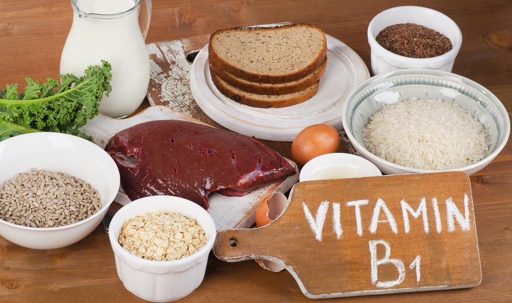 Vitamina b1 o que para que serve benef cios colaterais como tomar - Alimentos ricos en b1 ...