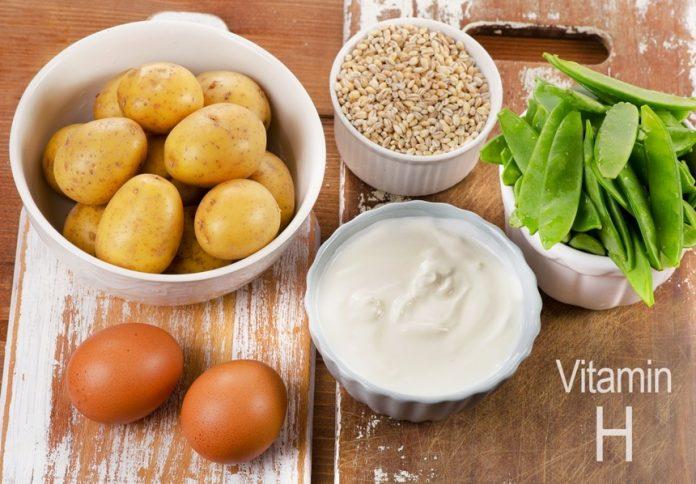 Vitamina H O que é para que serve benefícios função colaterais como tomar