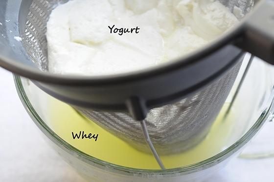 Como separar o Soro do Kefir Leite Whey Protein Natural