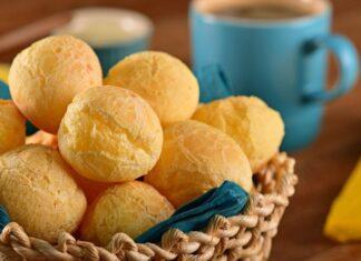 Pão de queijo Low Carb receitas para Fazer em Casa!