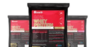 Whey Protein Concentrado Growth Supplements