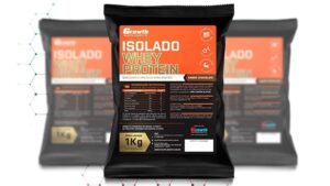 REVIEW: Whey Protein Isolado Growth Supplements (super whey)