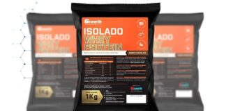 Whey Protein Isolado Growth Supplements
