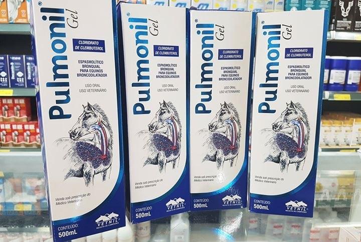 Clembuterol, Pulmonil ou Clean