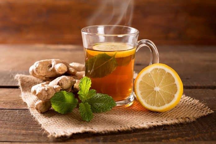 Como fazer o Chá de Gengibre para Emagrecer