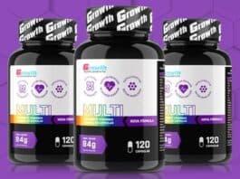 Multivitamínico Growth Supplements