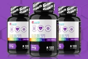 REVIEW: Multivitamínico Growth Supplements (super fonte de vitaminas)