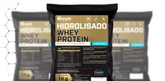 Whey Protein Hidrolisado Growth
