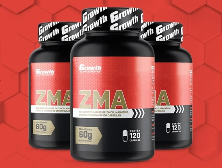 ZMA Growth Supplements