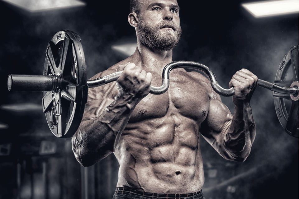 ZMA ajuda a ganhar Massa Muscular