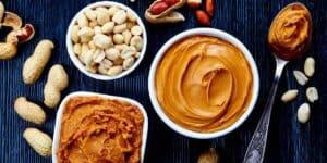 Benefícios da Pasta de Amendoim para complementar a Dieta