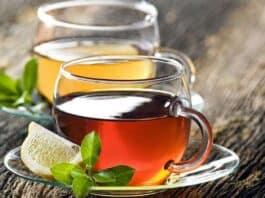 Chá Caseiro para Emagrecer