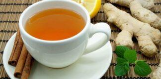 Chá de Gengibre com Canela para Emagrecer