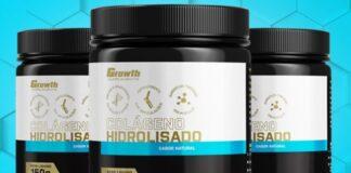 Colágeno Hidrolisado Growth Supplements