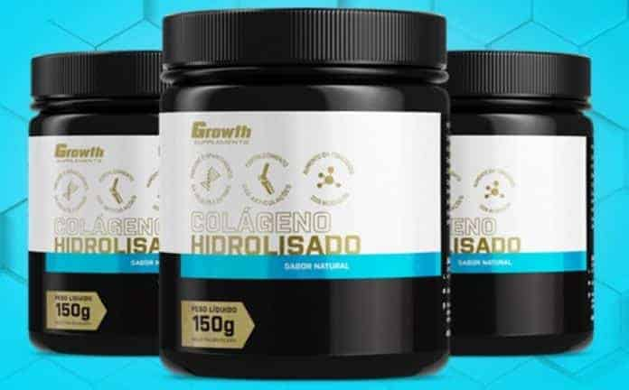 Colágeno Hidrolisado Growth Supplements