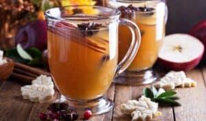 Como fazer de Chá de Maçã com Canela e Gengibre para Emagrecer?