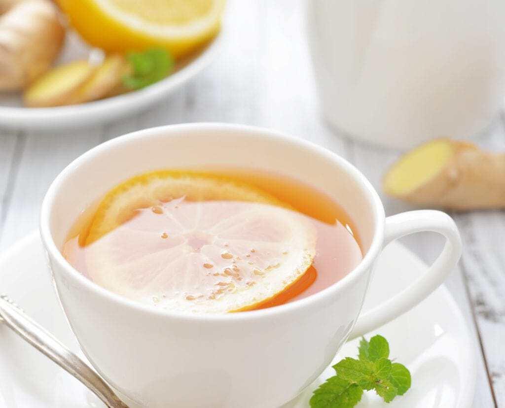 Receita de Chá para Aumentar Imunidade