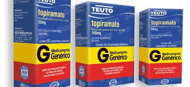 Topiramato ou Topamax