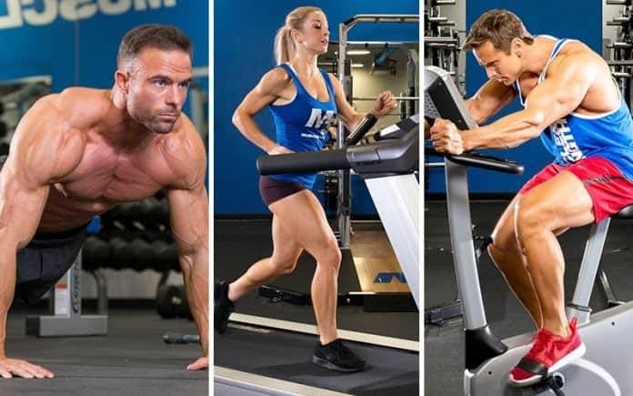Treino de Cardio e Musculação Benefícios do cárdio para quem faz musculação