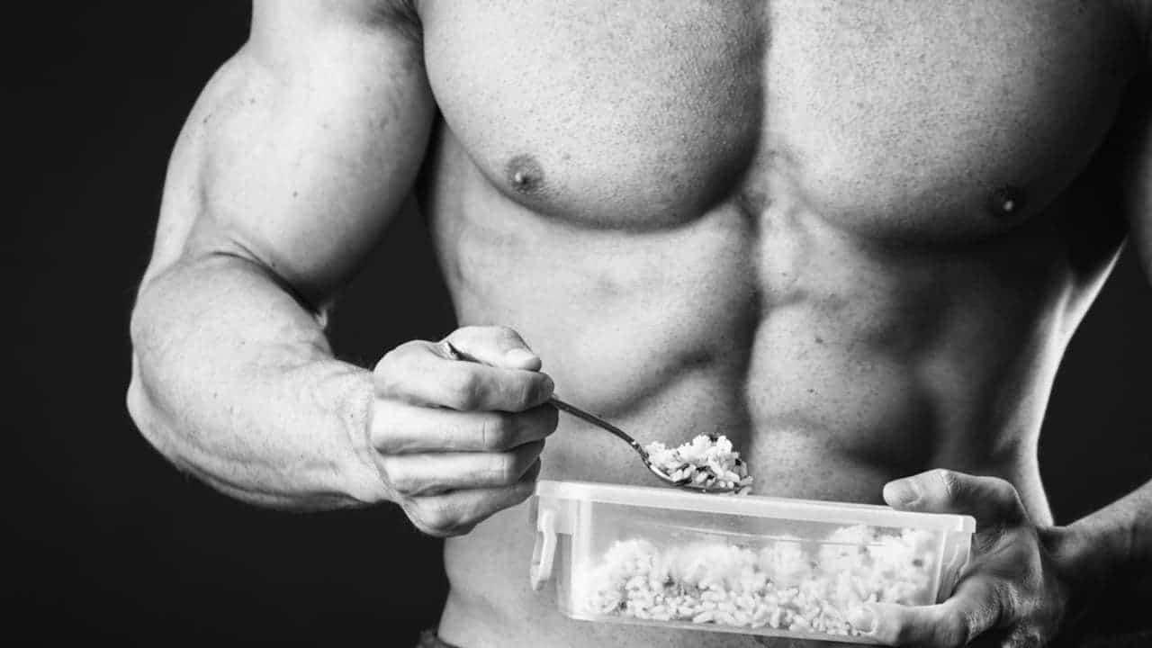 Alimentos para comer Antes de Dormir para Hipertrofia Muscular