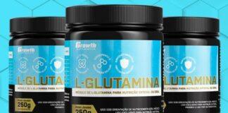 Glutamina Growth Supplements