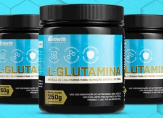 Glutamina Growth Supplements