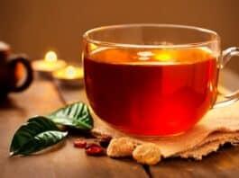Receita de Chá para Ansiedade