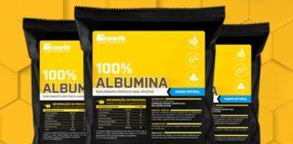Albumina Growth Supplements