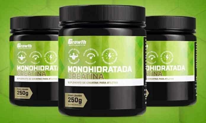 Creatina Monohidratada Growth Supplements