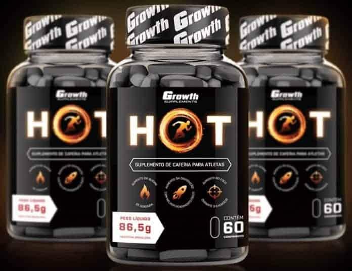 Hot Termogênico Growth Supplments