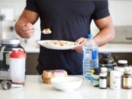 Suplementos para Homens para ganho de Massa Muscular