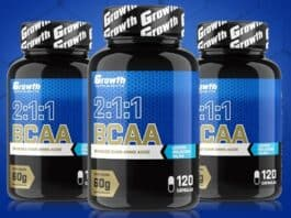 BCAA (2:1:1) Growth Supplements