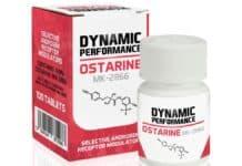 Ostarine (MK-2866) - Estimula o anabolismo para Ganho de Massa Muscular