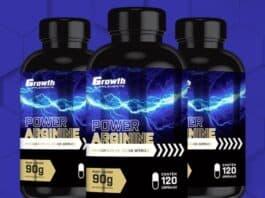 Power Arginine Growth Supplements