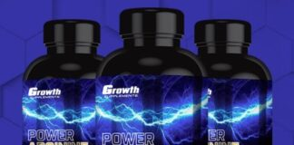 Power Arginine Growth Supplements