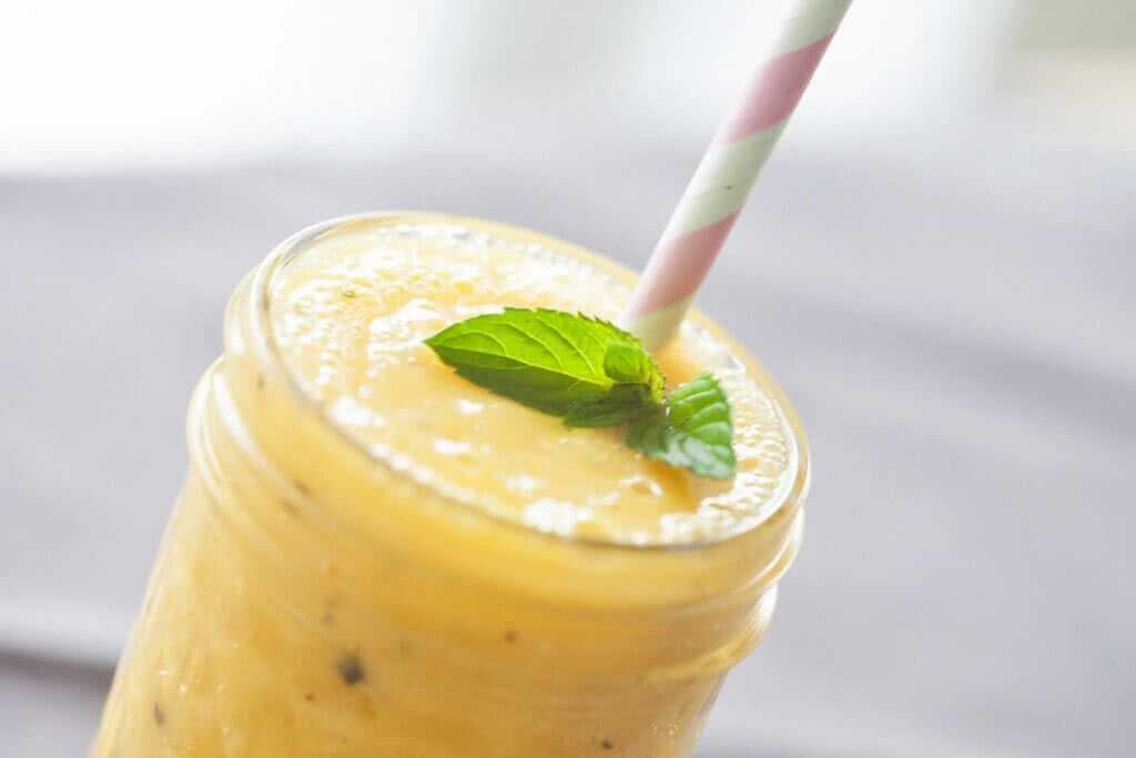 Passion Fruit Detox Juice Recipes for Losing Weight